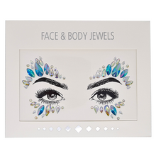 Load image into Gallery viewer, Ocean Fairy Face Gems