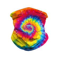 Load image into Gallery viewer, Tie-Dye Rave Bandana