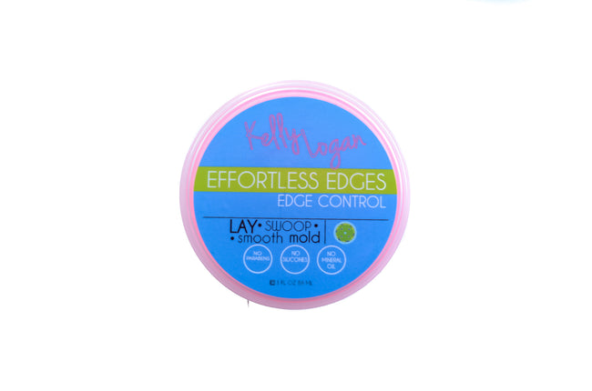 """Effortless Edges"" edge control"