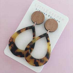 Limited Edition XL Drop Earrings