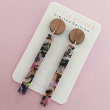 Load image into Gallery viewer, Limited Edition Bar Earrings
