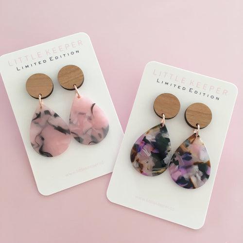 Limited Edition Mid Drop Earrings
