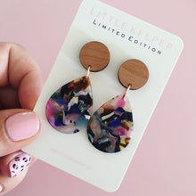 Load image into Gallery viewer, Limited Edition Mid Drop Earrings