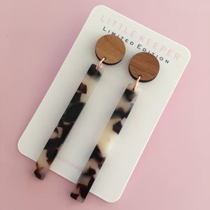 Limited Edition Bar Earrings