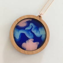 Load image into Gallery viewer, Timber Framed Pendants