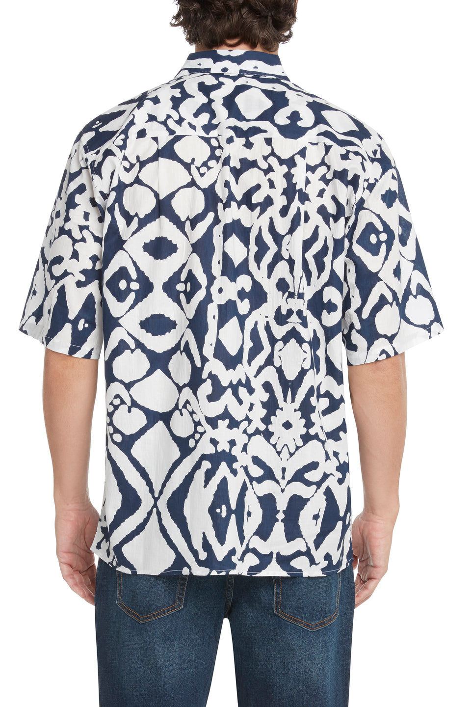 Navy Aborigine Sympatiko Shirt