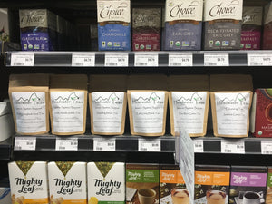 Loose Leaf tea available in stores tea shops near me