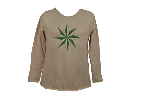 Wind Star Long Sleeve Shirt