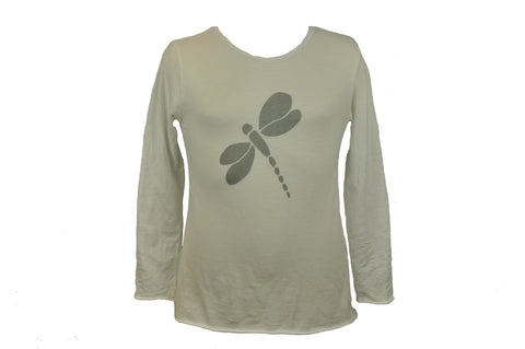 Dragon-fly Long Sleeve Shirt