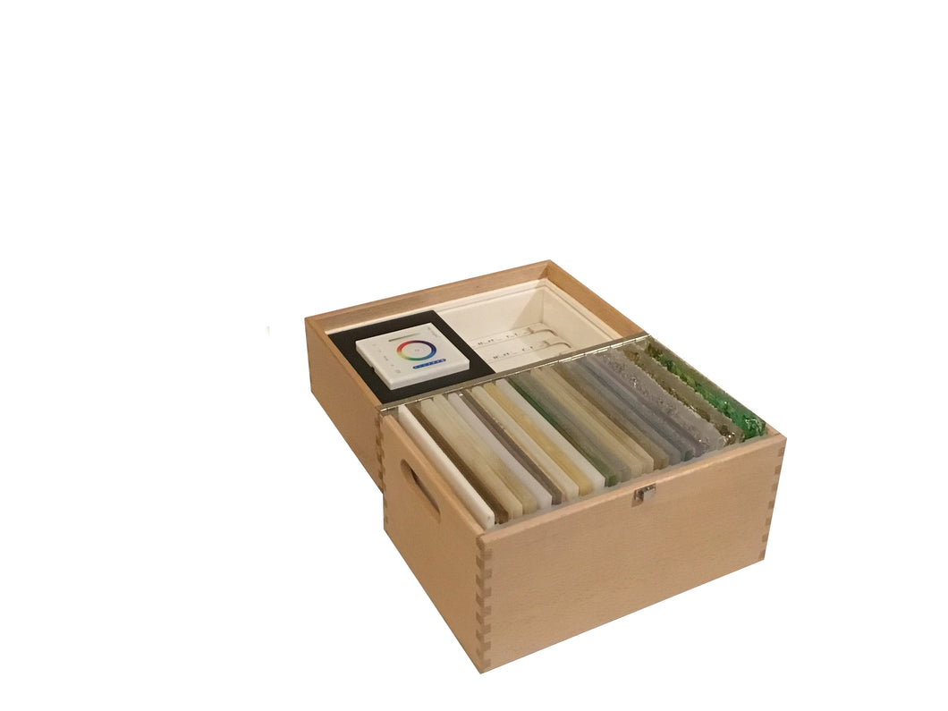 Alamar Sample Box