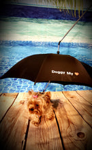 Load image into Gallery viewer, The Majestic Doggy Umbrella/Leash