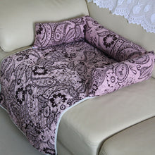 Load image into Gallery viewer, Doggy beds cotton  Couch/Sofa,Bed,Car Seat Cover,  Washable Cushion