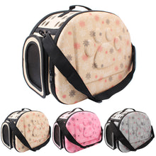 Load image into Gallery viewer, Dog Carrier Foldable indoor/Outdoor Travel Carrier for Doggy