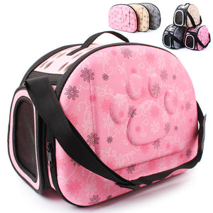 Dog Carrier Foldable indoor/Outdoor Travel Carrier for Doggy
