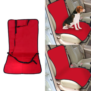 Water-proof Pet Car Seat Cover Dogs Puppy Seat Mat Blanket blanket for dogs