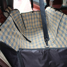 Load image into Gallery viewer, Car-styling Oxford Car dog Seat Covers Dog Carry Mat Waterproof 2 Colors Interior Accessories Hammock