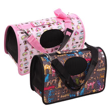 Load image into Gallery viewer, Pet Carrier Dog Travel Slings Pet Bag Dog Carrier Bags For Small Dogs Pets Portable Carriers Space Mesh Bag
