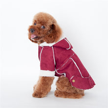 Load image into Gallery viewer, Warm Dog Coat/ Jacket Dog Jacket Outfit Clothes for Dogs Clothes Apparel