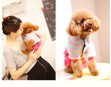 Load image into Gallery viewer, Dog Warm Coral Fleece Cotton-padded Clothes