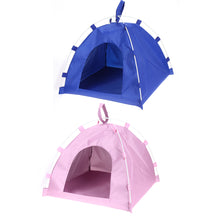 Load image into Gallery viewer, Foldable Dog House Outdoor/indoor Cute dog Tent/Kennel
