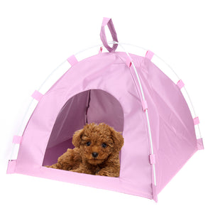 Foldable Dog House Outdoor/indoor Cute dog Tent/Kennel