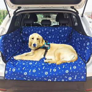 Universal Car Seat Covers Waterproof Oxford Cloth,  Doggy Car Seat Covers Back Bench Pad Dog Bed