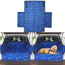 Load image into Gallery viewer, Universal Car Seat Covers Waterproof Oxford Cloth,  Doggy Car Seat Covers Back Bench Pad Dog Bed