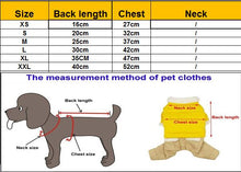 Load image into Gallery viewer, Autumn and winter warm pocket sweater dog hoodies clothes sports pet clothes  XS-XXL