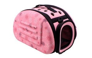 Travel Pet Dog Carrier, Soft Shoulder Bag, Soft  Dog Kennel/Bed/house 3 Colors, Airplane Approved.