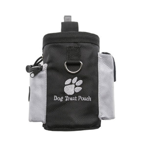 Portable Pet Dog Treat Pouch Dog Obedience Agility Training Treat Bags Detachable Feed Pocket