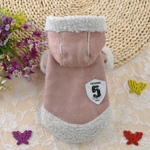 Stylish Warm dog coat, jacket  hoodies Doggy