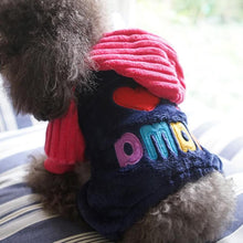Load image into Gallery viewer, SOO Soft Dog Coats,  Cute Coral Velvet Dog  Hoodies Coats Jackets Clothes