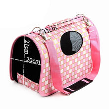 Load image into Gallery viewer, Multi-color multi-pattern 6 different Doggy carry travel bag Oxford cloth