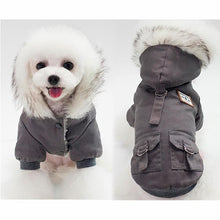 Load image into Gallery viewer, Warm fashionable Coat/Jacket Clothes Hoodie Jacket S-M-L