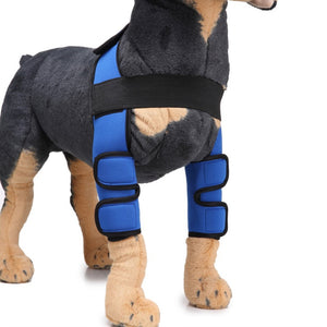 1 Pair Dog Knee Brace, Joint Protection For Preventing Injury Helps Wound Heal Dog Medical Supplies