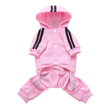 Load image into Gallery viewer, Dog Breathable Casual Sports Sweat Suit Hoody Clothes