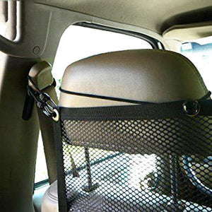 Oxford Cloth Net Car Dog Barrier doggy separation net