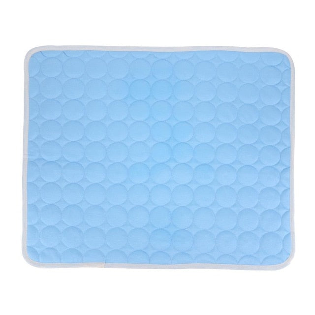 Summer Cooling Mat Ice Blanket for your Doggy.