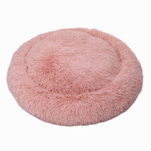 Load image into Gallery viewer, Plush Dog  Bed nest Washable Breathable Doggy Lounger Sofa deep sleep Super Soft Plush