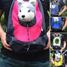 Load image into Gallery viewer, Dog Carrier Bags Waterproof Portable Shoulder Bag for Dog Travel Backpack