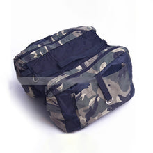 Load image into Gallery viewer, Outdoor Medium Large Waterproof Dog Bag Camouflage Carrier Backpack Storage Snack Saddle Bags Portable Travel  Backpack