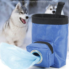 Load image into Gallery viewer, Outdoor Portable Snack  Bag Waist Pack Pet Treat Training Walking Bag
