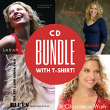 BEST VALUE - 4 CD Bundle with Unisex T-shirt!