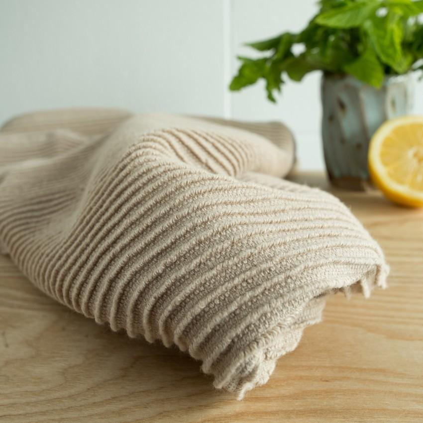 Ripple Dishtowel by Now Designs