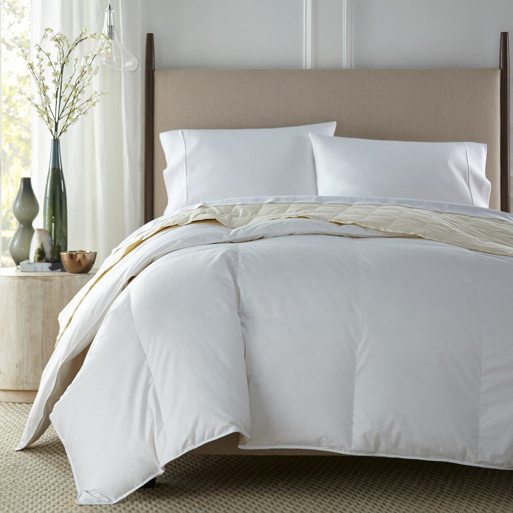 Stearns and Foster Reserve 400 Thread Count 650 Fill Down Comforter