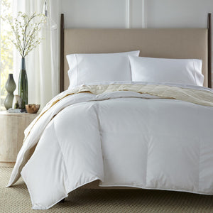 Open image in slideshow, Stearns and Foster Reserve 400 Thread Count 650 Fill Down Comforter
