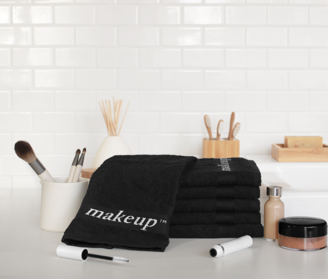 Make Up Washcloths Set/6