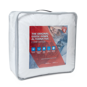 PrimaLoft® All Seasons Comforter - 400 TC Jacquard