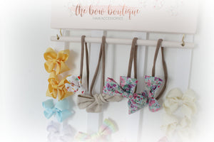 The Bow Boutique Clip & Headband Holder