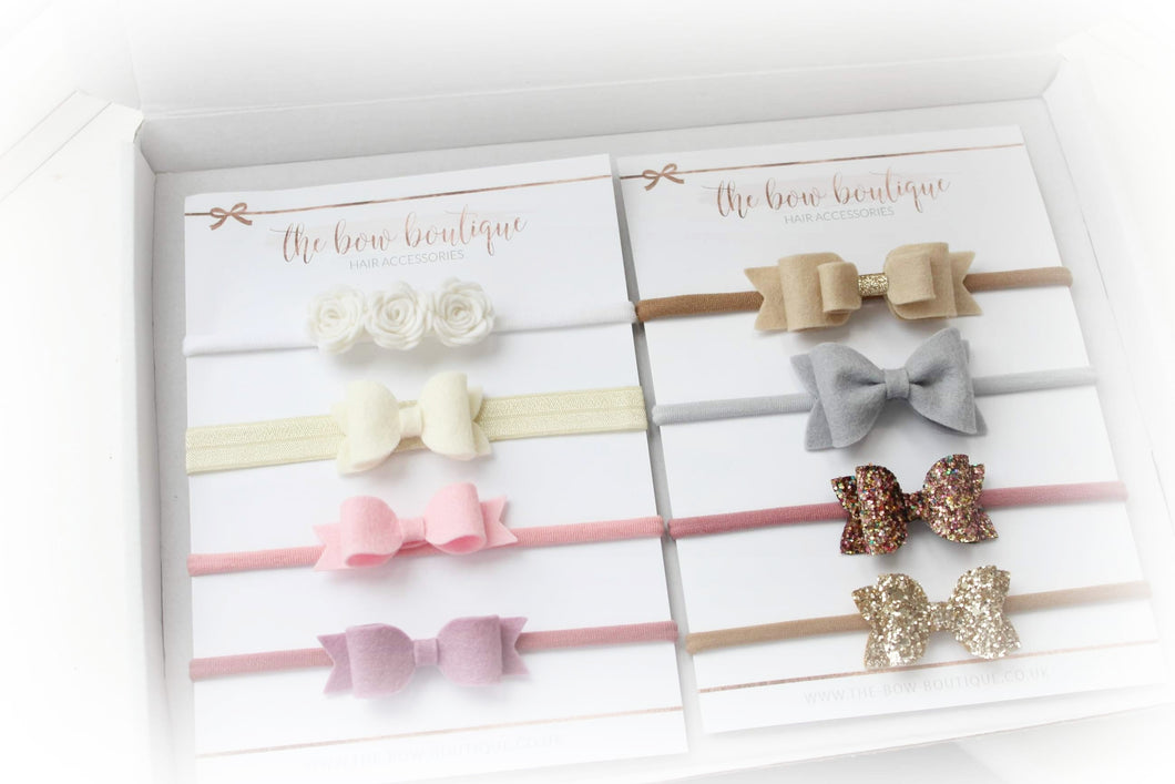 NEUTRAL HEADBAND SET